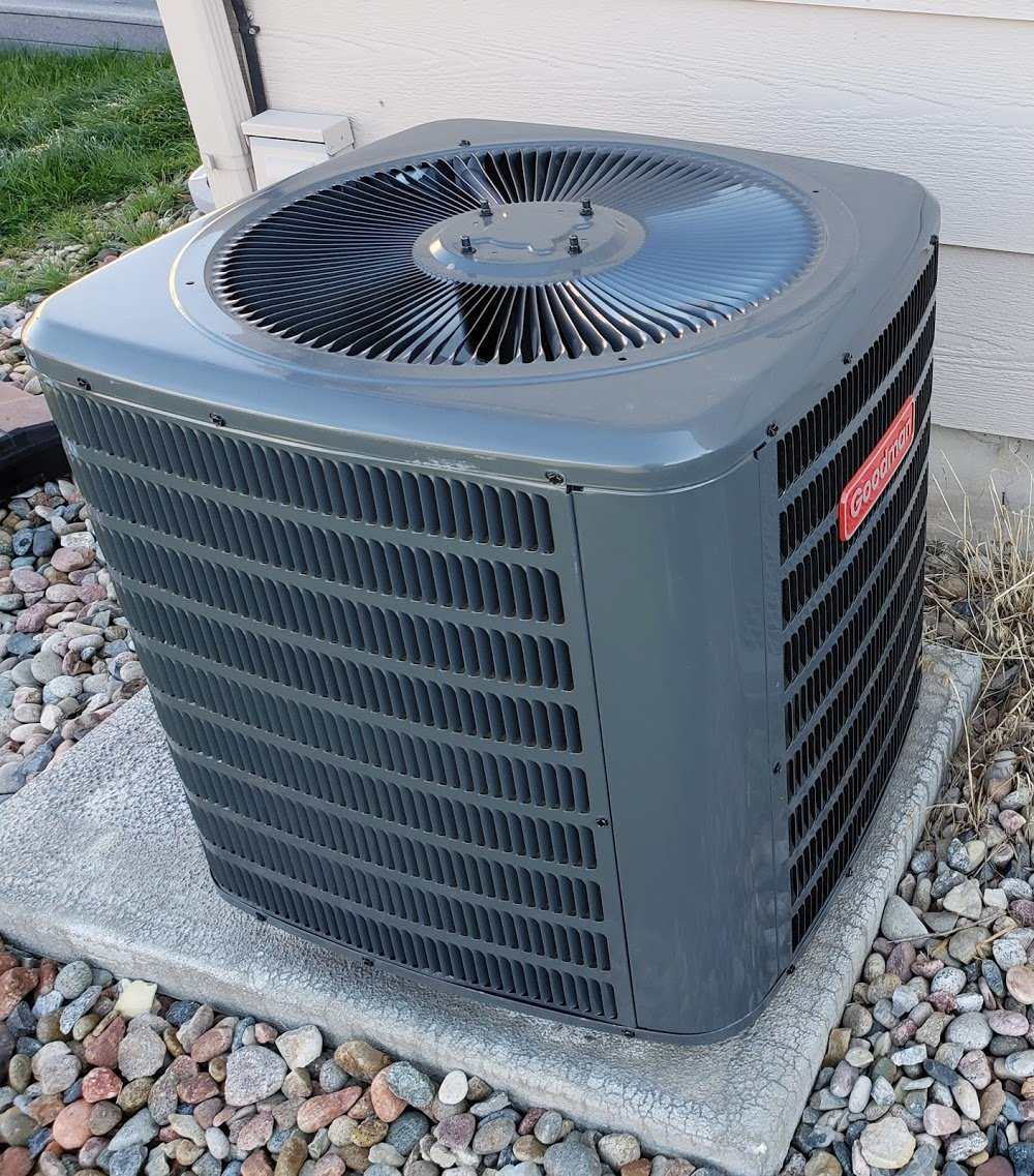 Bergs Heating and Air Conditioning