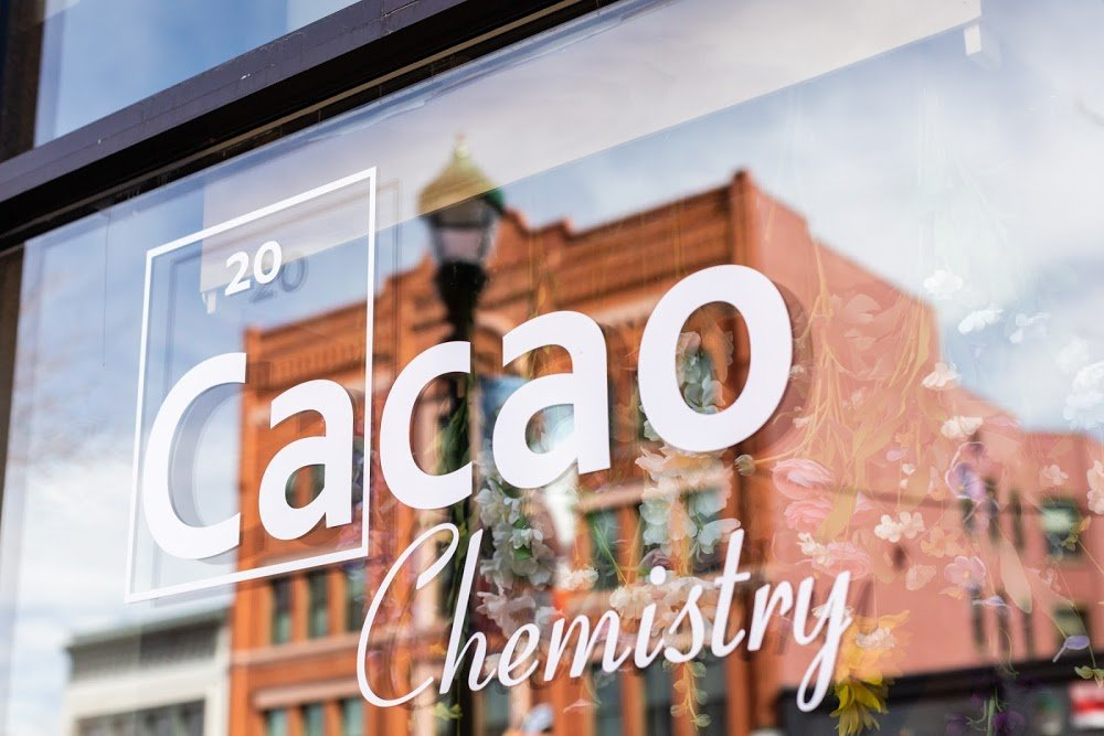 Cacao Chemistry Chocolatier and Patisserie