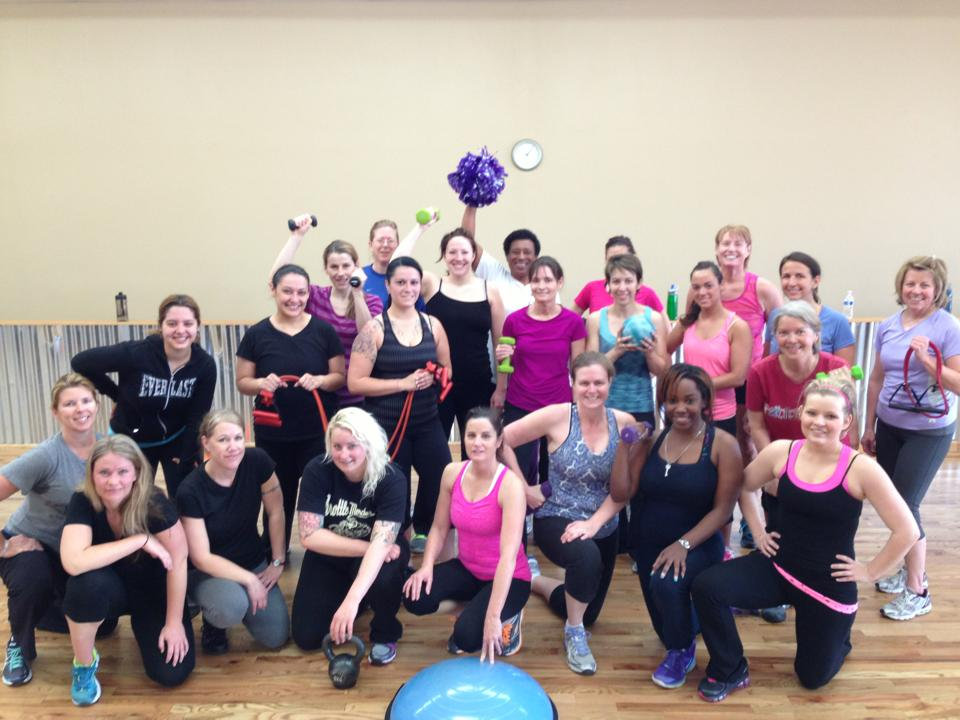 Colorado Springs Women's Boot Camp Fitness