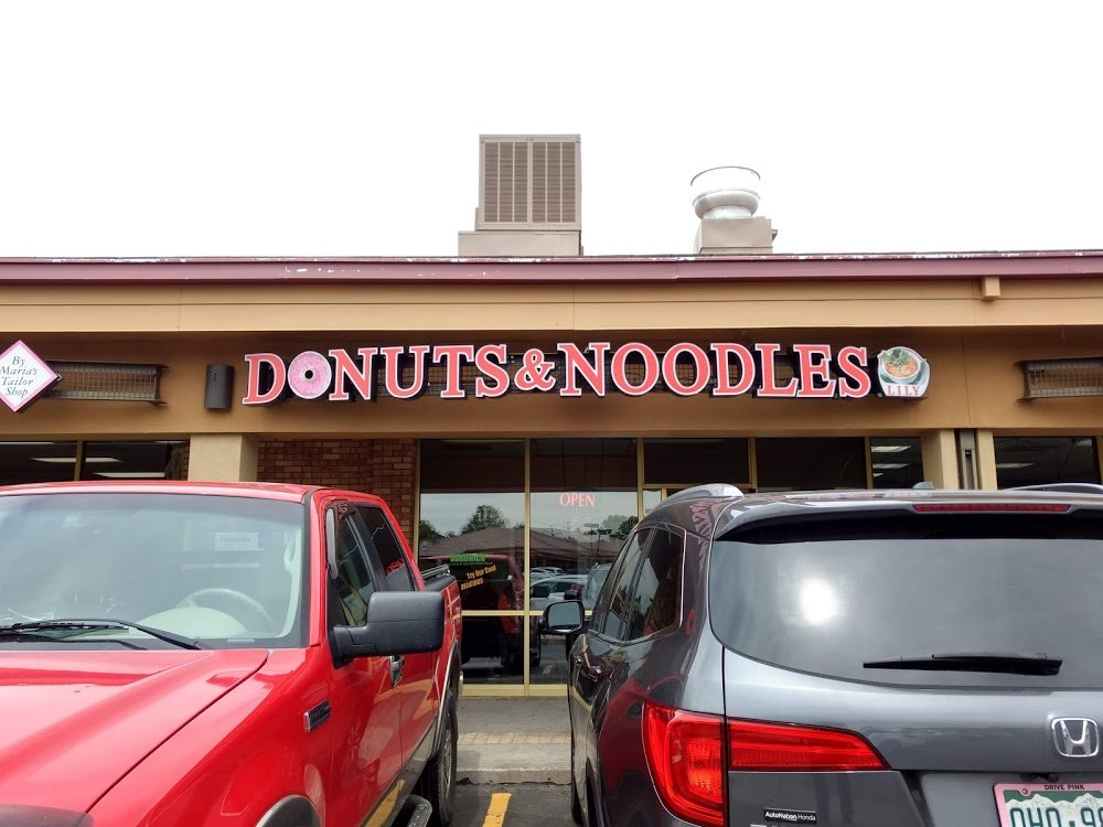 Donuts And Noodles