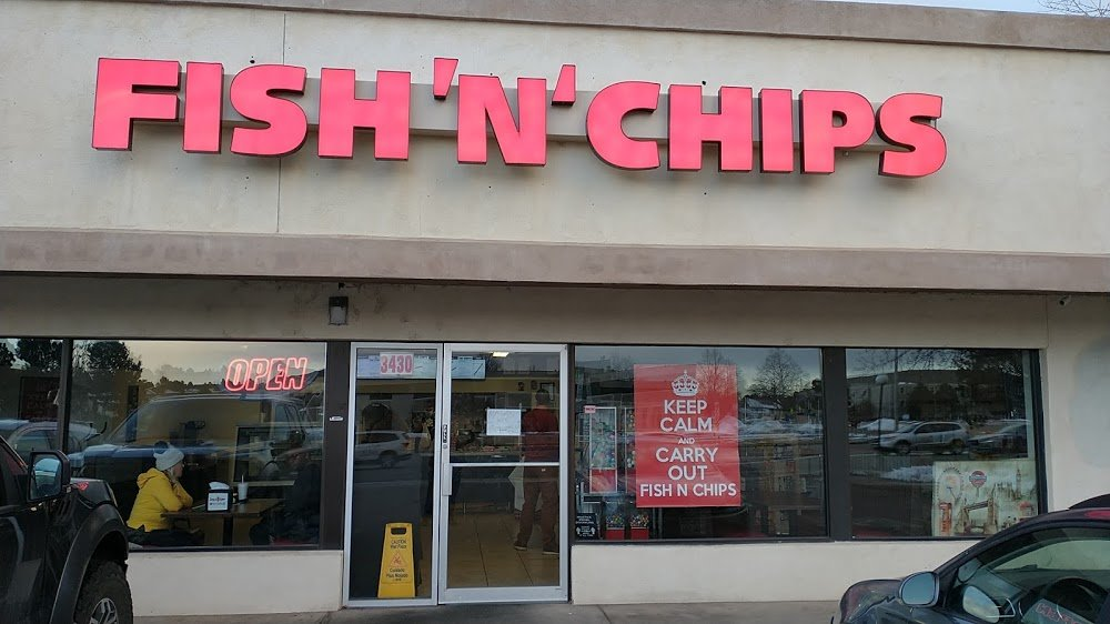 The Chippy – Authentic British Fish 'n' Chips